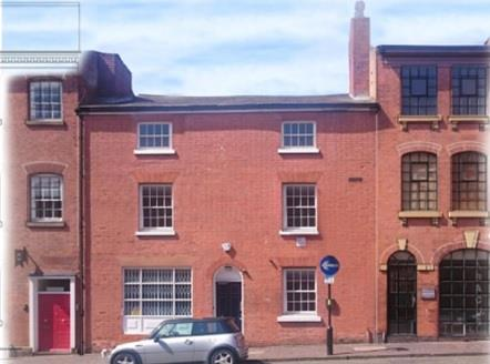 5 Bedrooms Town House for sale in Vittoria Street, Jewellery Quarter, Birmingham